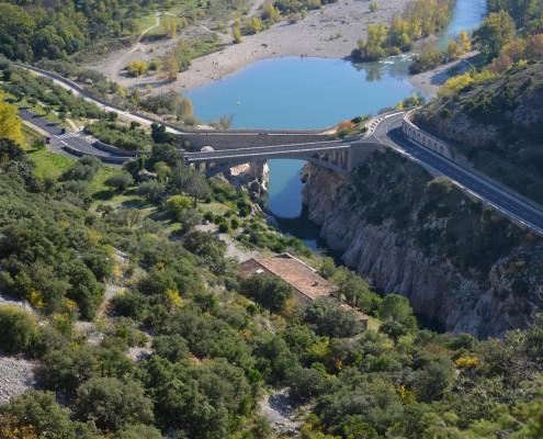 Saint Guilhem le Désert pont du diable