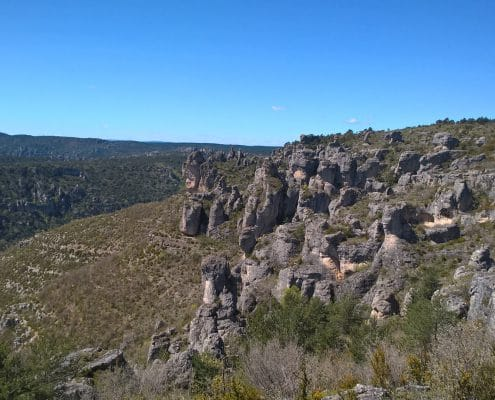 VTT aveyron e Languedoc